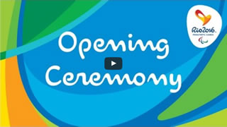 Rio 2016 Paralympic Games | Opening Ceremony | LIVE