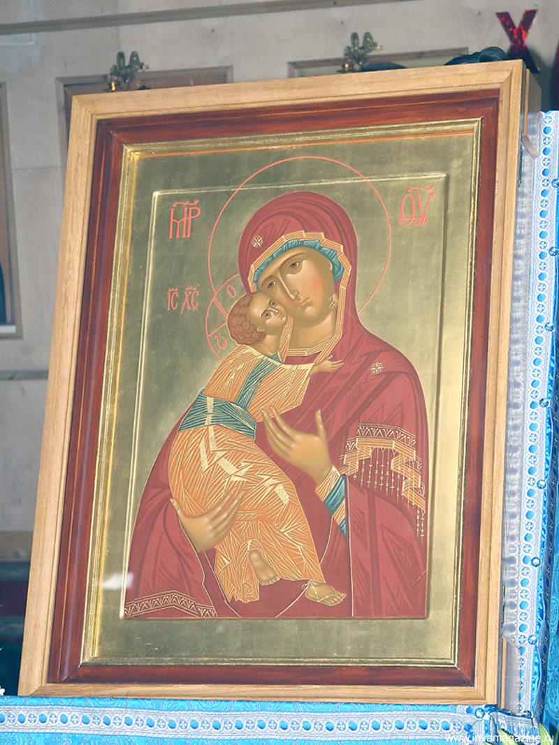 Владимирская оранская икона божией матери